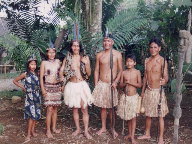 El pueblo Kichwa muestra en películas su protección de la naturaleza