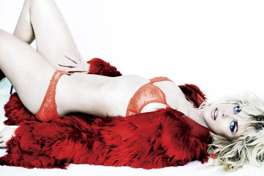 El lado más sexy de Nicole Kidman en 'V Magazine'