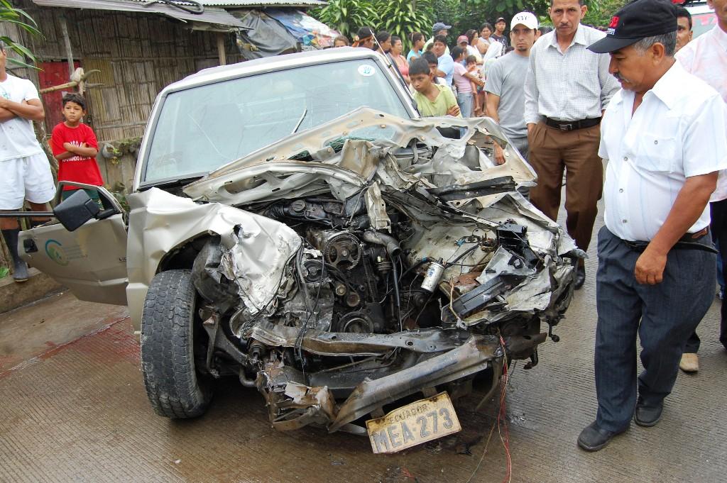 Médico veterinario muere en accidente de tránsito