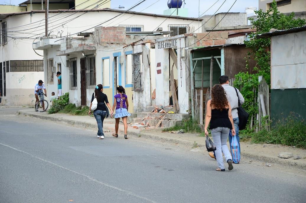Moradores de La Pradera huyen de la inseguridad