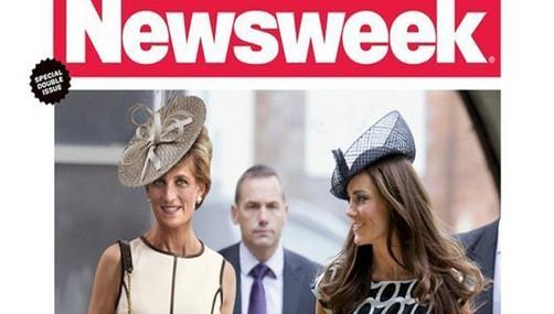 Newsweek imagina cómo sería Lady Di de 50 años