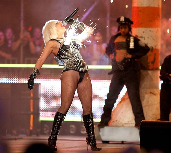 Lady Gaga lanza perfume con olor a sangre y semen