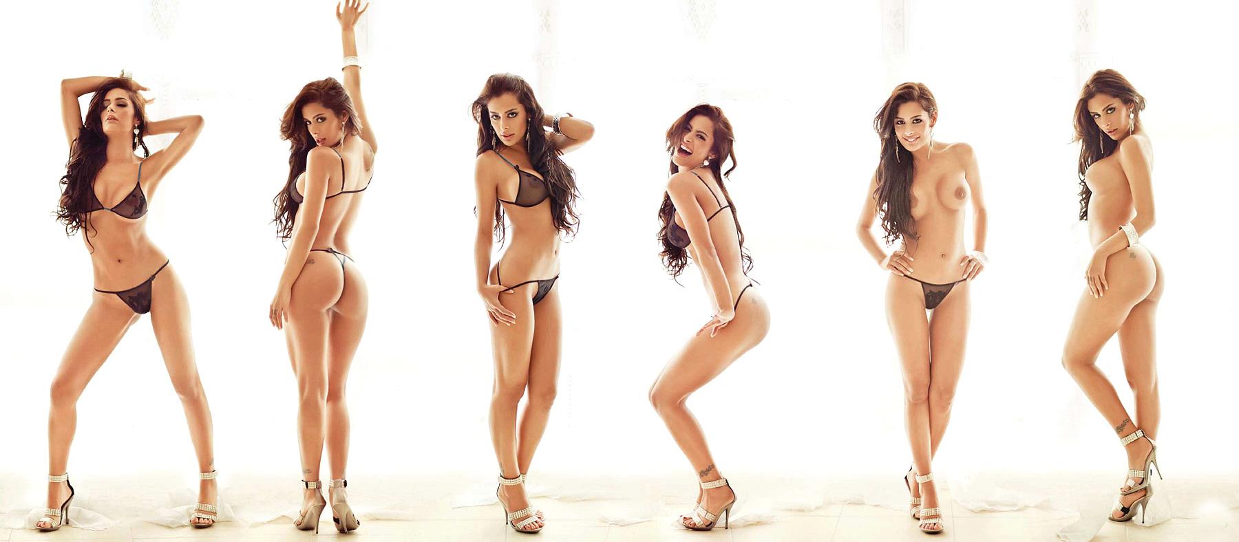 Riquelme se aumentará los senos en el 2011