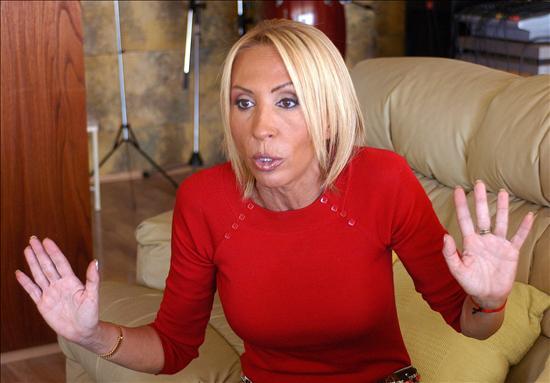 Laura Bozzo la nueva diva de la televisión mexicana