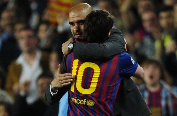 Pep Guardiola estaría pensando en llevarse a Messi al Bayern
