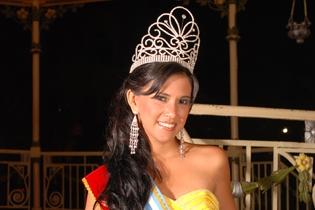 Reina de Portoviejo posó para eldiario.ec
