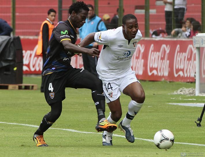 Liga de Quito buscará el liderato a costa de Barcelona