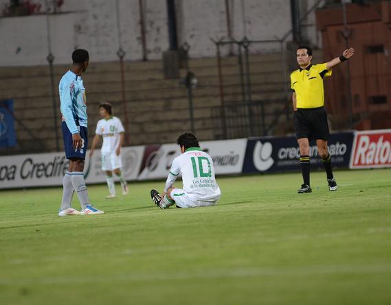 Liga de Portoviejo pierde la categoría y Grecia se mantiene