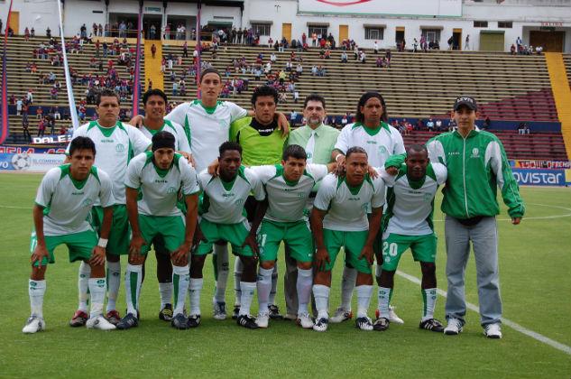 La Liga de Portoviejo descartó al defensa Ojeda