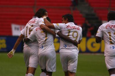 Liga de Quito vence a El Nacional en un gran partido
