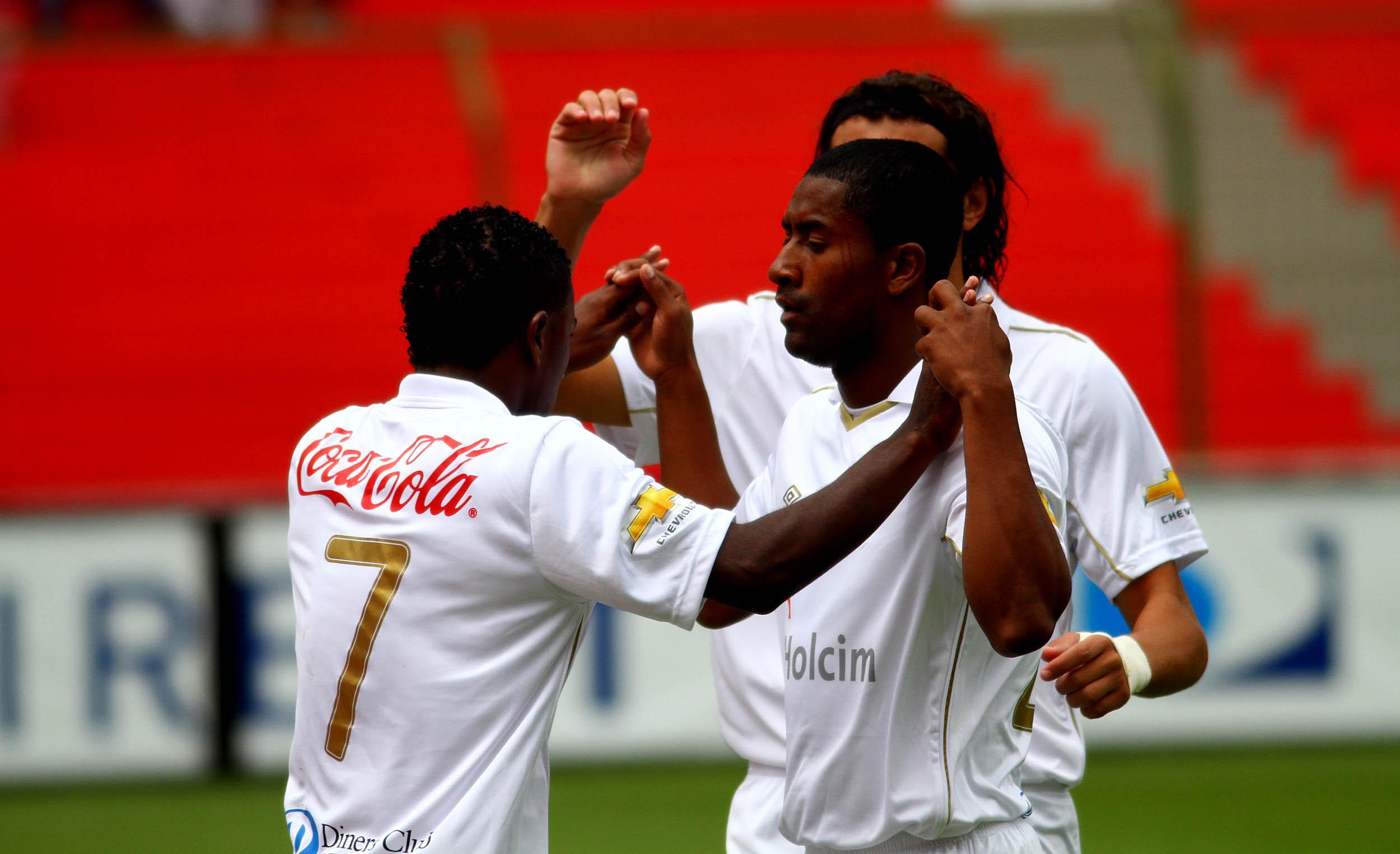 Victoria de Liga de Quito que no sirve de mucho