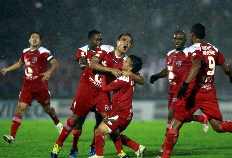 Tres equipos ecuatorianos pasan a octavos de final