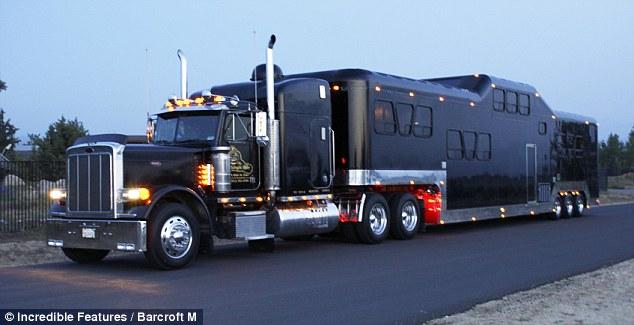La mayor y más pesada limusina del mundo