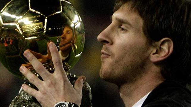 Messi quiere que el Balón de Oro sea para Iniesta o Xavi