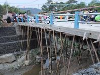 Listo estudios para puente en Guale