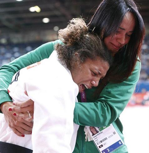 Lágrimas y decepción en los Juegos Olímpicos 2012
