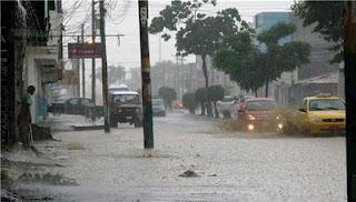 Cinco horas de lluvia destruye casas en Esmeraldas