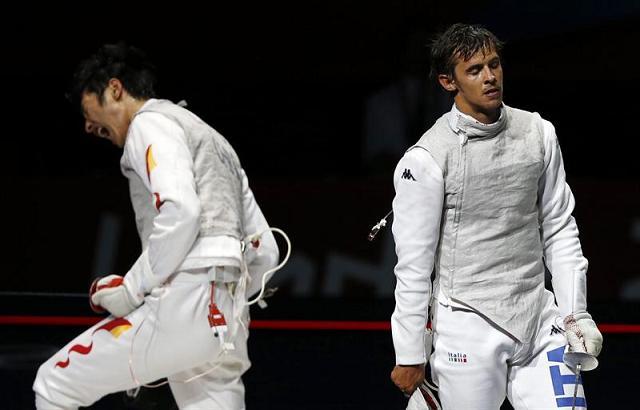 Rostros de los Juegos Olímpicos 2012