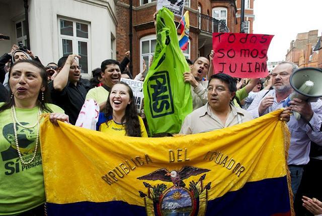 La OEA realiza sesión extraordinaria sobre el caso Assange