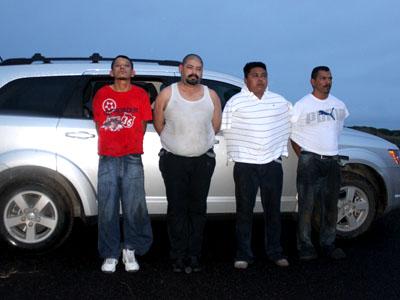 Arrestan a presunto 'zeta' que participó en matanza