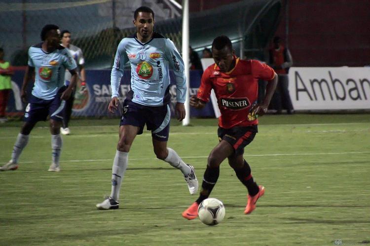 2-0 gana Macará contra Deportivo Cuenca