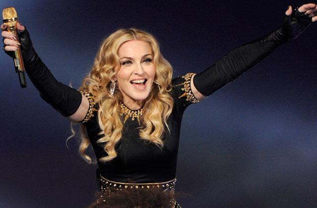 Madonna subastará un cuadro para financiar educación de niñas