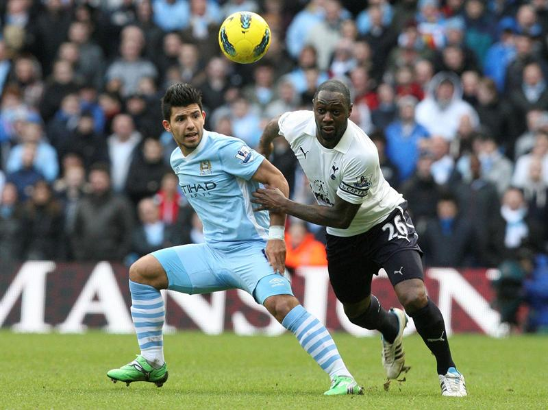 El Manchester City salva tres puntos frente al Tottenham en el descuento y gana 3-2