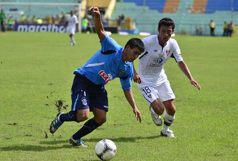 El Manta pierde ante Liga de Quito