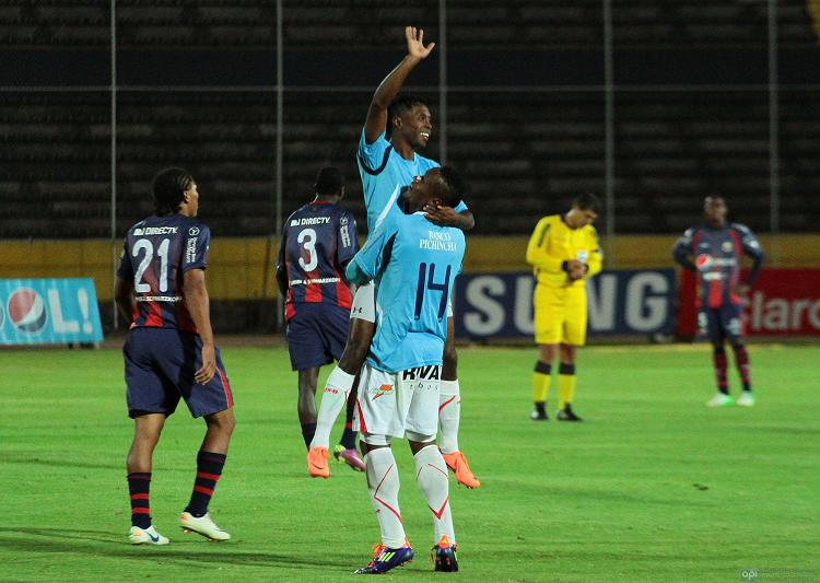El Manta FC triunfa en el Atahualpa