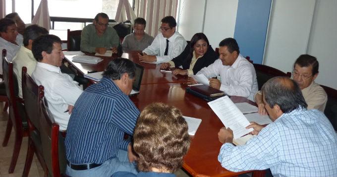 Forman comité de crisis en la CNEL