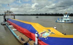 En febrero será el séptimo envío de productos por la ruta Manta-Manaos