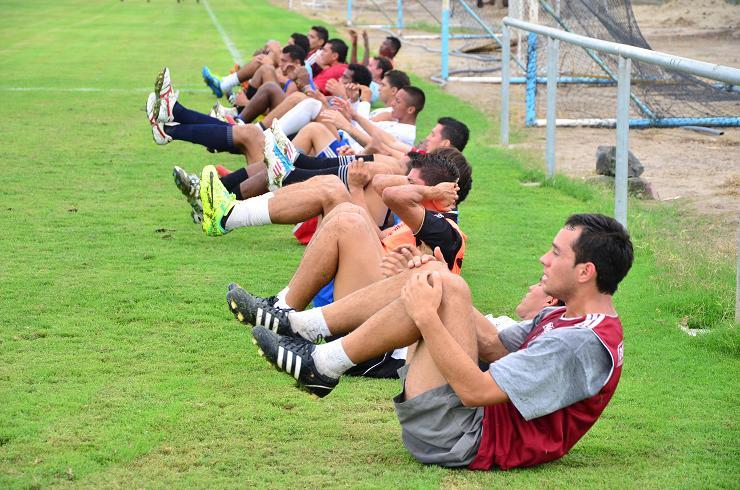 Manta FC viaja a su primer partido internacional