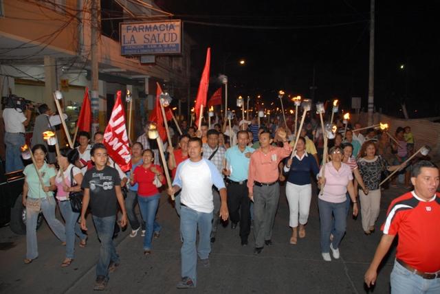 Mery Zamora: 'Desafío al ministro a  que me destituya'