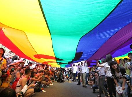 Taiwán a un paso del matrimonio homosexual