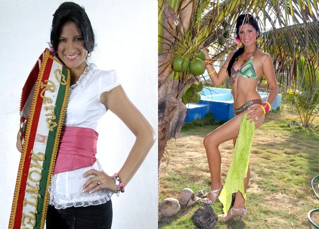 CANDIDATAS A REINA DE MANABI /FOTOS DARIO HERNANDEZ Y MIGUEL HERNANDEZ