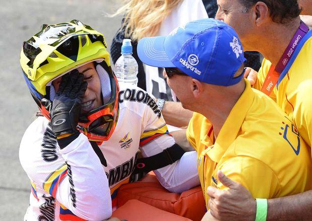 Colombia triunfa en los Juegos Olímpicos y vibra con medalla de oro de Mariana Pajón
