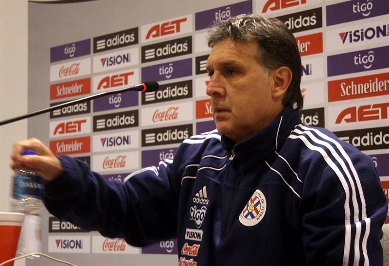 Martino cree que la selección de Ecuador es buen equipo