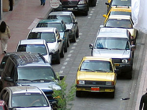 Gobierno extiende plazo para matriculación vehicular