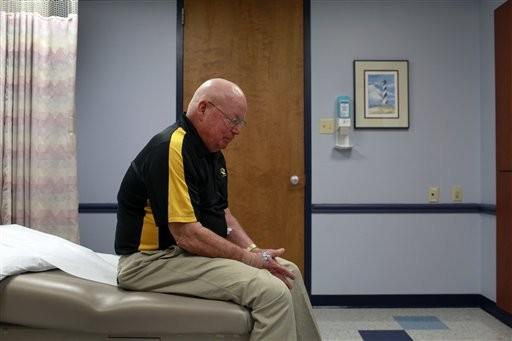 Profesor documenta en videos su cáncer incurable