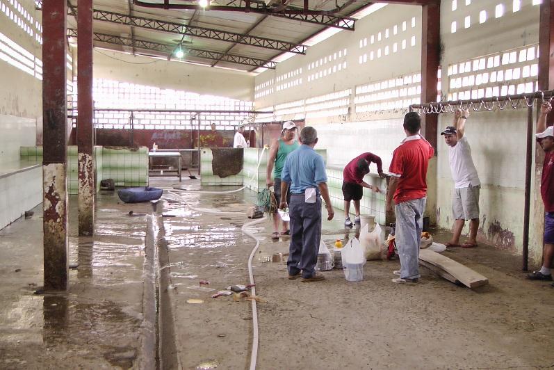 El camal de Portoviejo será regenerado en su totalidad