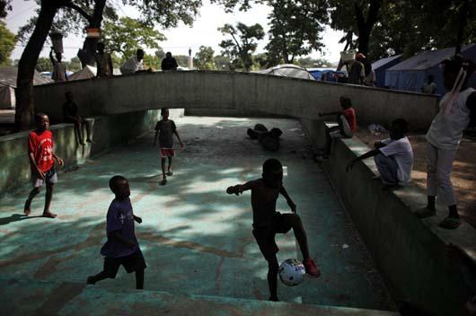 Haití aún no supera la emergencia