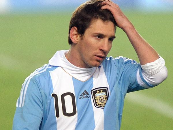 Maradona: 'Los argentinos son muy injustos con Leo Messi'