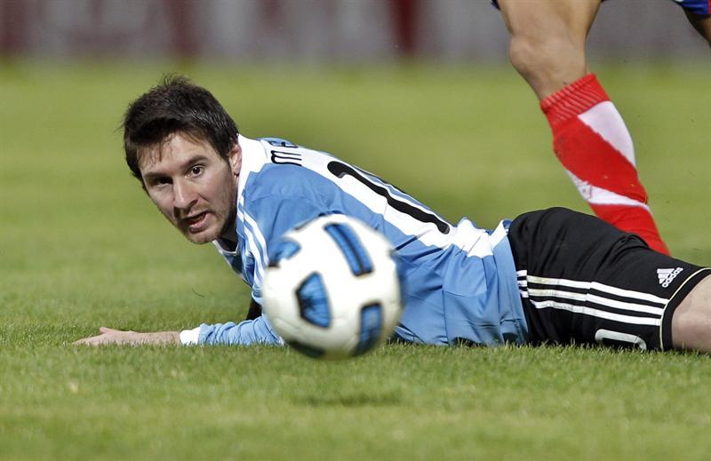 Sergio Batista: 'Leo Messi jugó un partido tremendo'