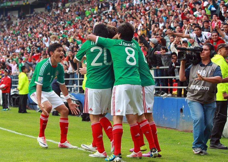 México se enfrentará a Alemania en las semifinales
