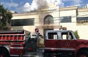 SIP condena incendio de diario mexicano