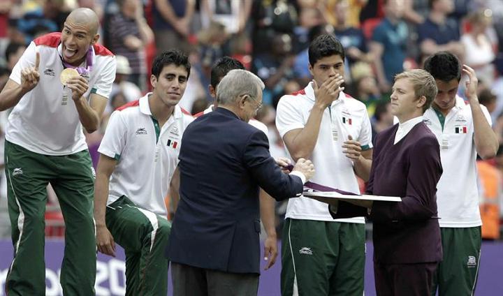 México es el campeón del fútbol olímpico