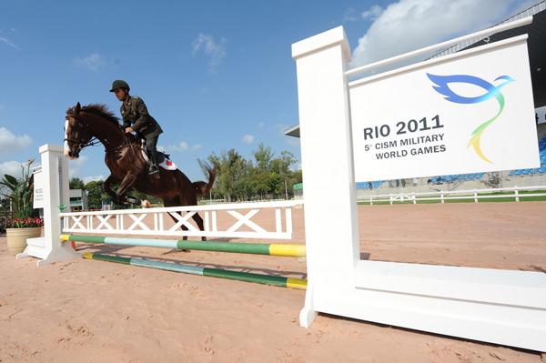 Juegos Mundiales Militares reúnen en Río a 4.000 atletas de 112 países