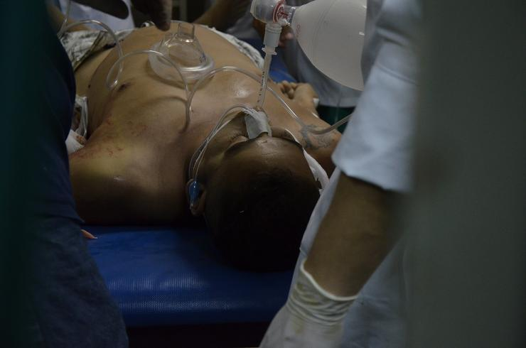Asesinan a joven de 28 años en la calle Cristo Rey
