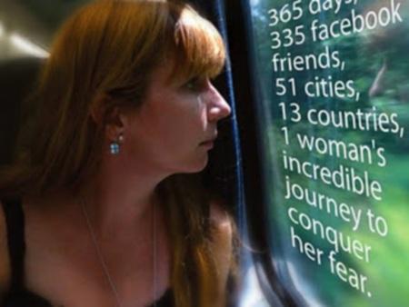 Busca conocer 335 amigos de Facebook en persona