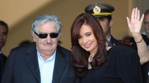 Sigue la polémica por declaraciones de Mujica sobre Kirchner